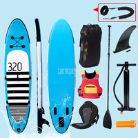 320/365cm Length Inflatable Surf Board Water Sports Surfboard Shortboard Stand Up Paddle Board Water Surfing For Adult
