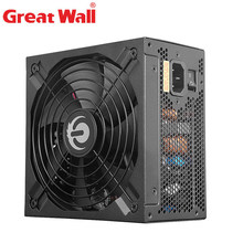 Great Wall ATX Power Supply 850W 80Plus Gold PSU 12V 24pin Forniture di Gioco di Alimentazione Del Computer 140 millimetri mute Fan PC Alimentazione E-sport(China)