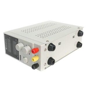 Image 5 - 30V 10A מיני מתכוונן DC אספקת חשמל K3010D 4 ספרות תצוגת מתג רגולטור מעבדה אספקת חשמל עבור טלפון נייד תיקון