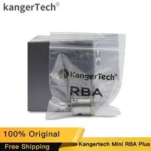 100% Original Kanger Mini RBA Plus Coil For Kangertech Subtank Mini Toptank Mini Atomizer Vape Tanks Coils недорого