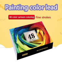 48/72/120/160 Colors Colored Pencils Set for Drawing Sketch Painting Student School Art Gifts SP99