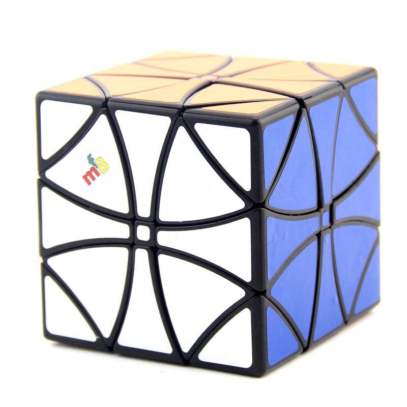 Moyu Alien cube 4x4x4 vitesse professionnel Cube magique Puzzle cubo magico neo 4 x4 magnétique jouets pour enfants garçons cadeau antiestres