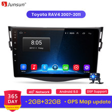Junsun V1 2G + 3 2G DSP Toyota RAV4 Android 9 Rav 4 2007-2011 auto Radio Multimedia Video Player navegación GPS RDS 2 din dvd(China)
