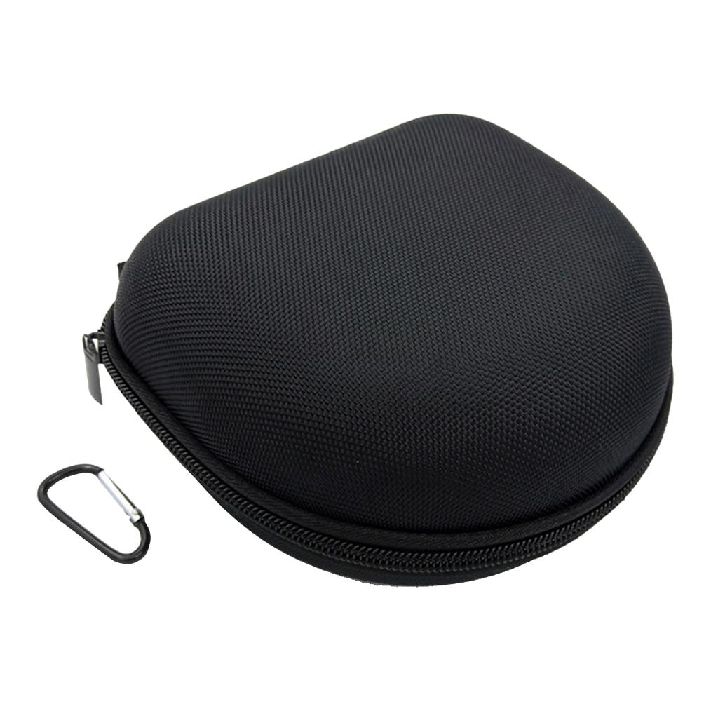 Universal Headphone Bag Storage Box Earphone Organizer Carrying Zipper Case