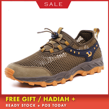 BOUSSAC  Breathable Hiking Shoes Outdoor Sneakers For Men Women Wading Hiking Shoes Sandals Trekking Mesh Water Sandals цена