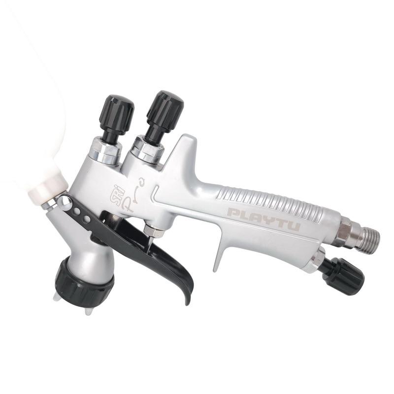 Spedizione gratuita MINI EBS Pistola a spruzzo SRi Professional 1.2mm - Utensili elettrici - Fotografia 3