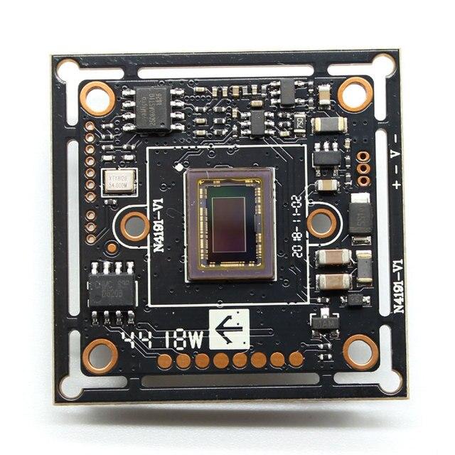 HD 4in1 AHD TVI CVI CVBS Modulo Starlight Illuminazione Bassa 0.0001Lux NVP2441 + IMX307 2mp Macchina Fotografica del CCTV Security PCB board 1080P