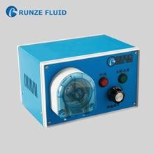 Single channel perfume filling machine Peristaltic liquid pump rubber tubing hose pump  стоимость
