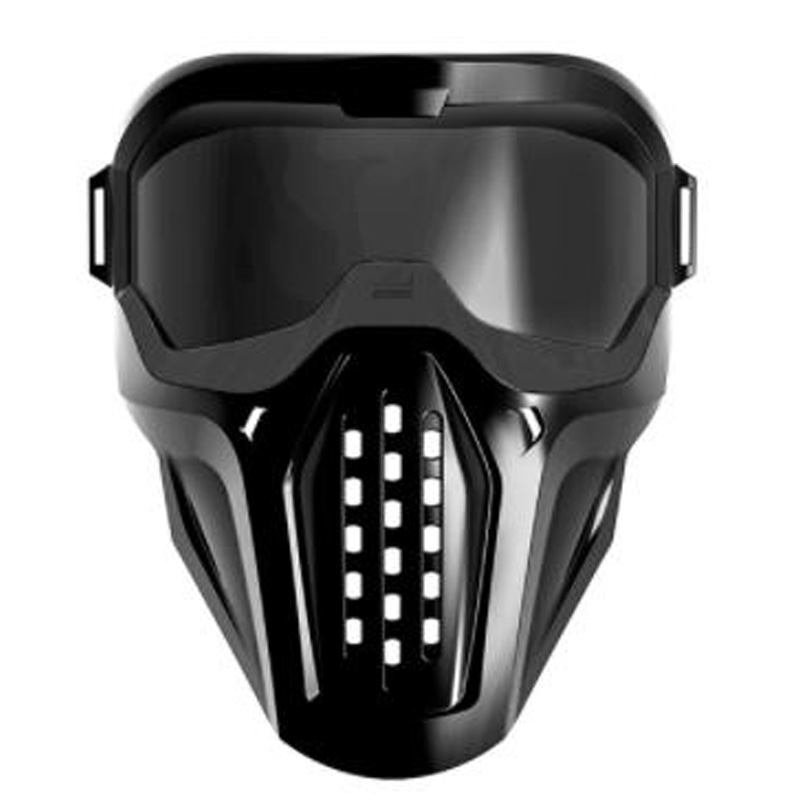 FBIL-Mask Protective Eyeglass For Nerf Blaster Out Door Games