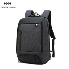 Anti Theft Male Mochila Business Travel 15.6 inch Laptop Backpack  for Women and Men Water Resistant College School Computer Bag