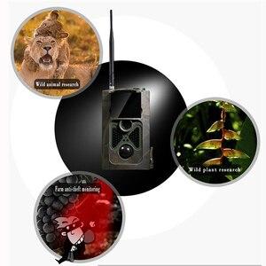 Image 3 - HC 550M 2G MMS Jagd Trail Kamera Infrarot Nachtsicht Kamera für Wildlife Forschung & Bauernhof Überwachung Echt zeit übertragung