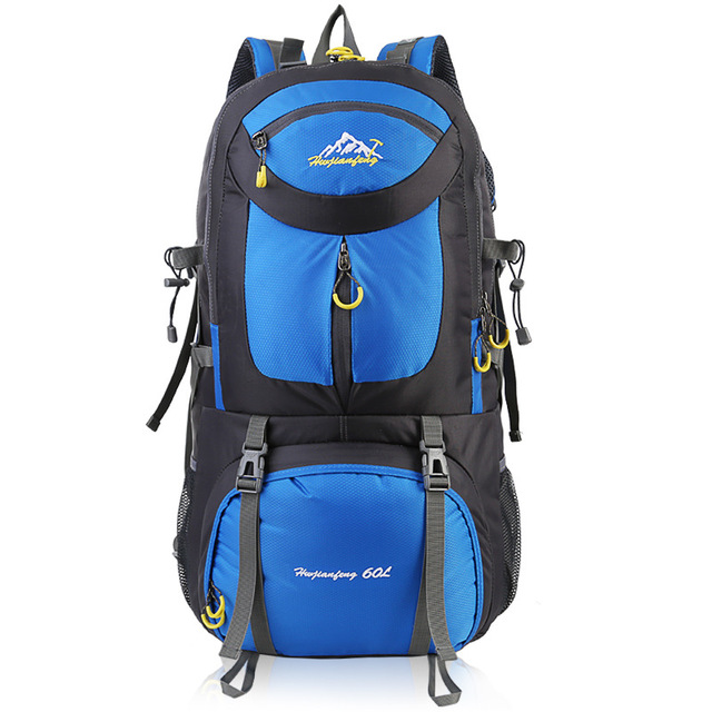 60l Camping Hiking Travel Riding Waterproof Hiking Backpacks 10