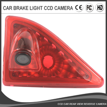 Car Brake Light Rear View Camera for For RENAULT MASTER VAUXHALL OPEL MOVANO NISSAN NV400 Reverse AirPin Plug High Qualit
