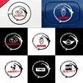1 шт., автомобильный брелок с логотипом, наклейка на крышку топливного бака Авто Наклейка для Suzukis Гранд витара нового дизайна 2020 SX4 Jimny Liana Ignis ...