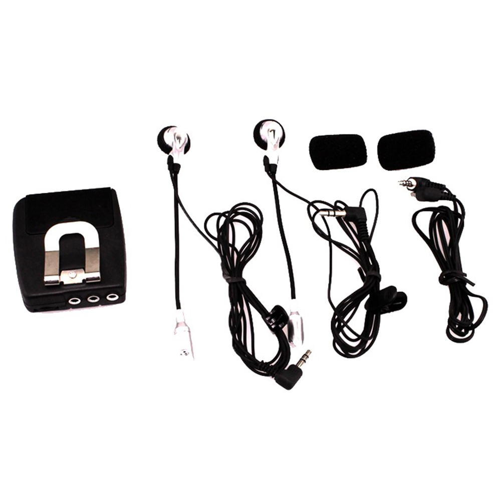Motorcycle Helmet Headphones Modified GPS MP3 Motorbike Helmet Intercom Headset Accessories 3.5mm Plug