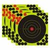 10Pcs Splash Flower Shooting Target Stickers 8Inch Adhesive Reactivity Target Aim for Gun Rifle Pistol Binders Darts Stickers