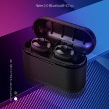 TWS 5.0 Noise Reduction Bluetooth Headset Single Into the ear Low Power Comfortable Sweatproof Wireless with Microphone