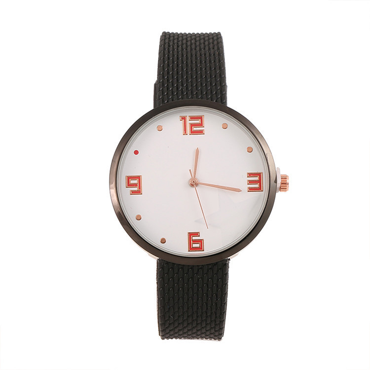 Women's Watch Fashion Star Pattern Two Kinds Of Watches With Personalized Digital Diamond Multi Color Dial Quartz Watch