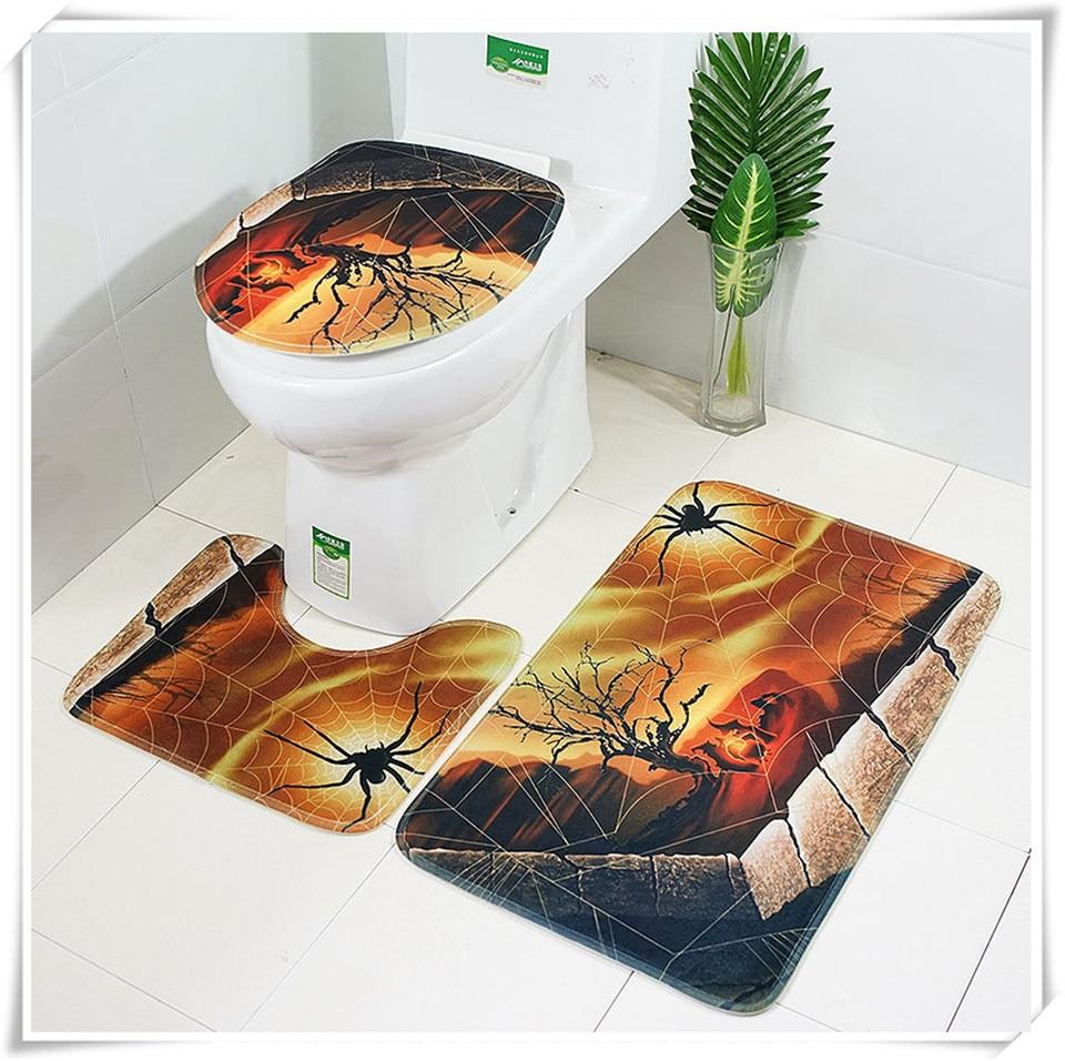 Halloween Bathroom accessories set xq16