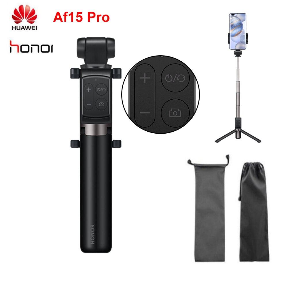 Оригинальный штатив для селфи Huawei Honor AF15 PRO с Bluetooth, портативный беспроводной монопод с управлением, Ручной штатив для iOS Android Phone