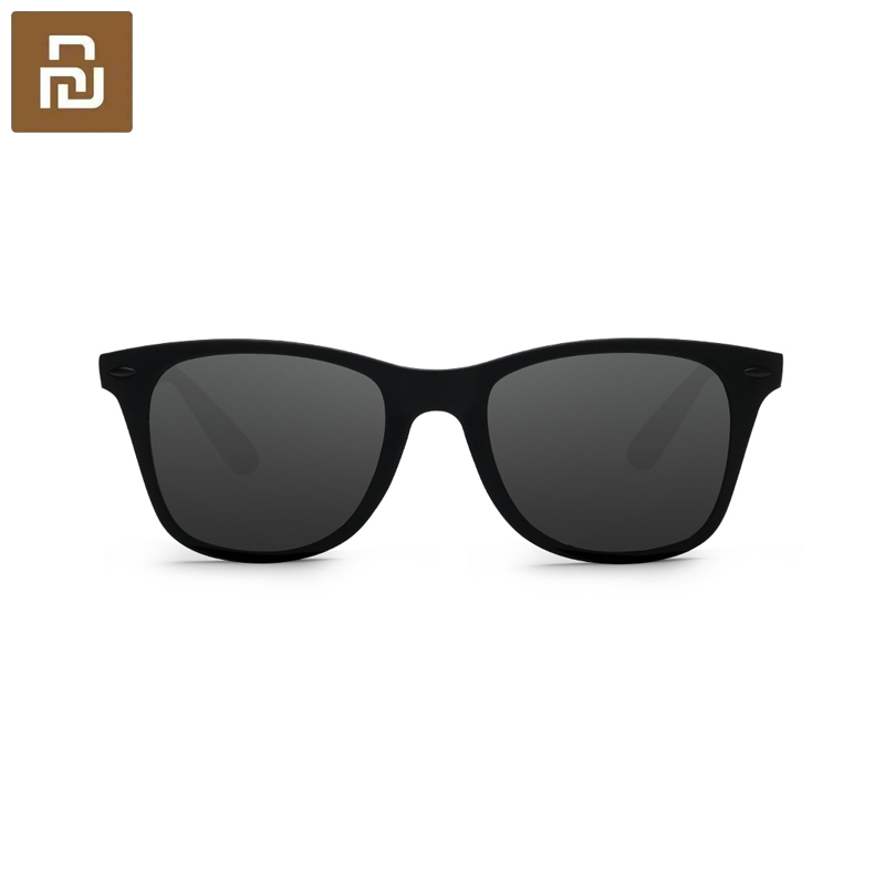 Youpin TS Polarized Sunglasses TAC Polarized Lenses TR90 Frame UV Protection Outdoor Sports Traveling Driving Sunglasses