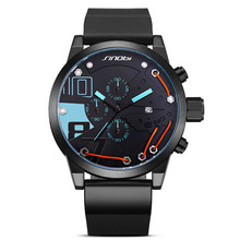 Men Watch Silicone Strap Fashion Water Resistant Quartz Sports Watch Creative Personality Mens Watches Top Brand Luxury Reloj weide clock luxury quartz watches men white sports electronic watch leather strap watchbands mehanical hand wind water resistant