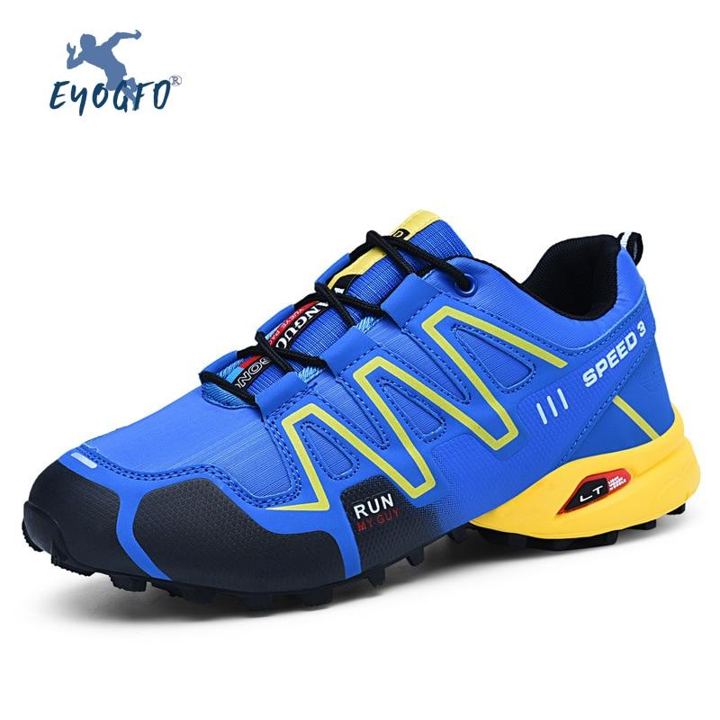 39-47 Large Size New 2020 Waterproof Hiking Shoes Hiking Shoes Outdoor Hiking Shoes Hiking Sneakers Men Hunting Hiking