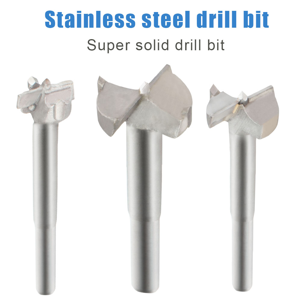 Forstner Wood Drill Bit Self Centering Hole Saw Cutter Woodworking Tools Set Woodworking Machinery Parts 15mm-70mm !
