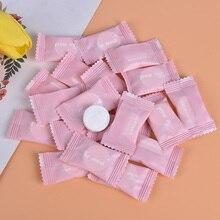 5/20 Pcs Gezichtsmasker Geweven Stof Masker Papier Huidverzorging Droge Wegwerp Gecomprimeerd Handdoek Gezicht Diy Masker Make tool