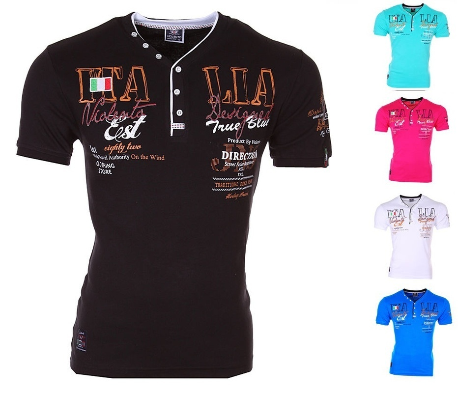Zogaa High Quality Polos Men 39 s Polo Shirts Casual Men Brands Polo Shirts Summer Short Sleeve Printed V Neck Collar Slim Fit Tops in Polo from Men 39 s Clothing
