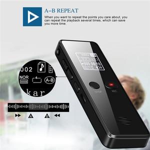 Image 2 - V90 8 GB/16 GB/32 GB مسجل صوتي USB المهنية 96 ساعة الإملاء مسجل صوتي صوتي رقمي مع WAV ، مشغل MP3