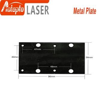цена на Aluminium Alloy Metal Connecting Plate Fixed Mounting Plate Installation Board