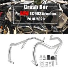 Für BMW R1250GS ADV R 1250 GS Adventure R 1250GS R1250 GSA LC 2018 2020 Motorrad Tank bar Crash bar Verlängerung Schutz Abdeckung