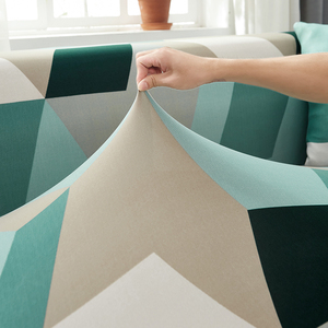 Image 5 - L צורת ספה מכסה ספנדקס לסלון אפור ריפוד למתוח ספת כיסא כיסוי פינת ספת ספת כיסוי אלסטי funda ספה