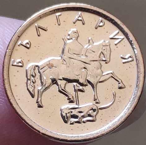 16 มม.บัลแกเรีย,100% แท้ Comemorative เหรียญ,คอลเลกชันต้นฉบับ