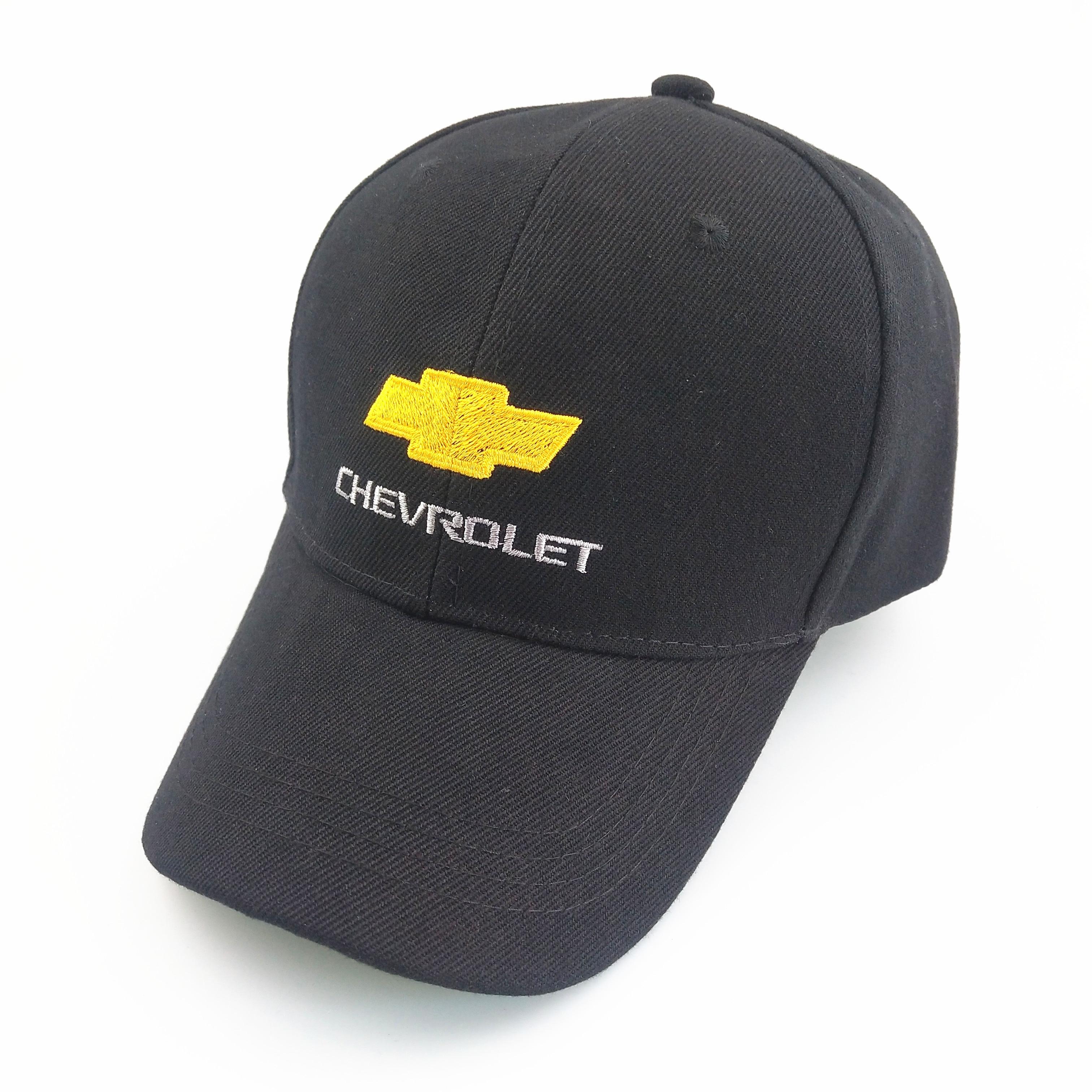 2019 Motorsports Outdoor Baseball Caps Hats Car Caps For Chevrolet Cruze Aveo Lacetti Captiva Niva Spark Orlando Epica Sail So