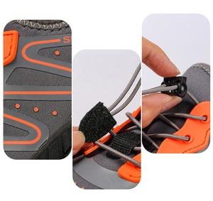 Image 5 - Mannen Vrouwen Duurzaam Wandelschoenen Sneakers Outdoor Klimmen Trekking Sport Footwear Antislip Platte Schoenen Unisex Waden Water Sneakers