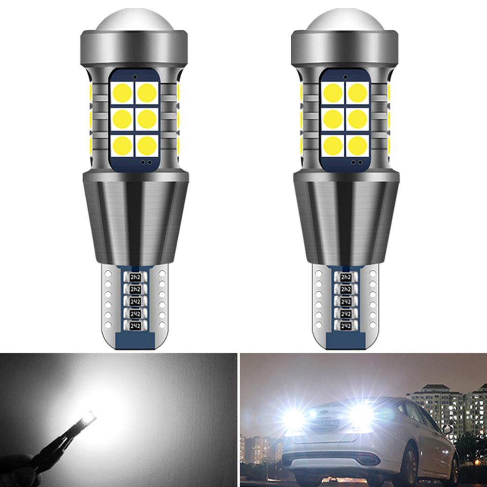 2x 1400Lm W16W T15 T16 <font><b>LED</b></font> Bulbs Canbus OBC Error Free <font><b>LED</b></font> Backup <font><b>Light</b></font> 921 912 Car Reverse Lamp For <font><b>VW</b></font> Golf 4 5 7 6 <font><b>Passat</b></font> <font><b>B5</b></font> image