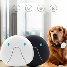 Водонепроницаемый gps локатор для домашних собак и котов, gps локатор, ошейник для домашних животных с защитой от потери в реальном времени, Профессиональный gps GSM двойной трекер, товары для домашних животных
