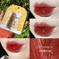 Увлажняющая губная помада FAICCIA pumkin Jujube, красная шелковая губная помада, стойкая водостойкая гладкая недорогая губная помада AC278