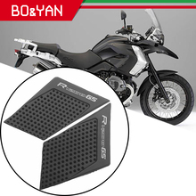 For BMW R1200GS R1200 GS 2005 2012 Motorcycle Anti slip Tank Pad 3M Side Gas Knee Grip Traction Pads Protector Stickers