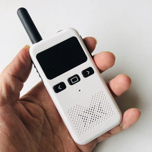 Wln KD-C70 uhf mini handheld interfone walkie talkie scan ctcss dcs estação de rádio em dois sentidos com exibição escondida
