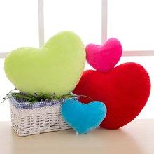 15 см в форме сердца декоративная подушка pp хлопок Мягкая креативная