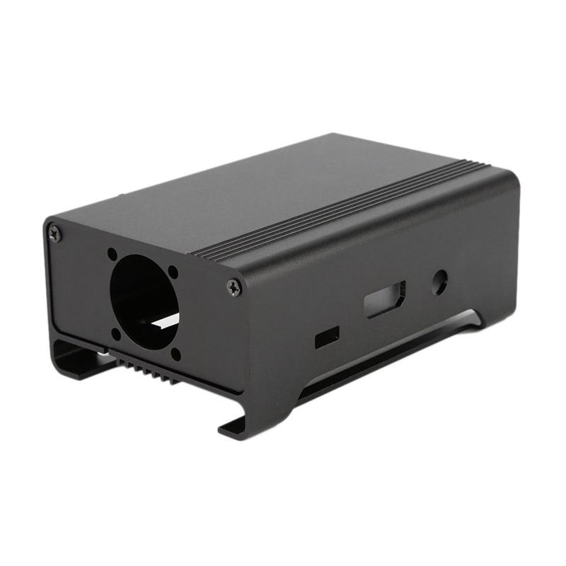 Aluminum Alloy Metal Case +Cooler Fan +Screwdriver For Raspberry Pi 2/3/ B+