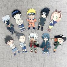 Magnetic Stickers Fridge-Magnets-Tape Naruto Kakashi-Characters Acrylic Cartoon Cutehorse