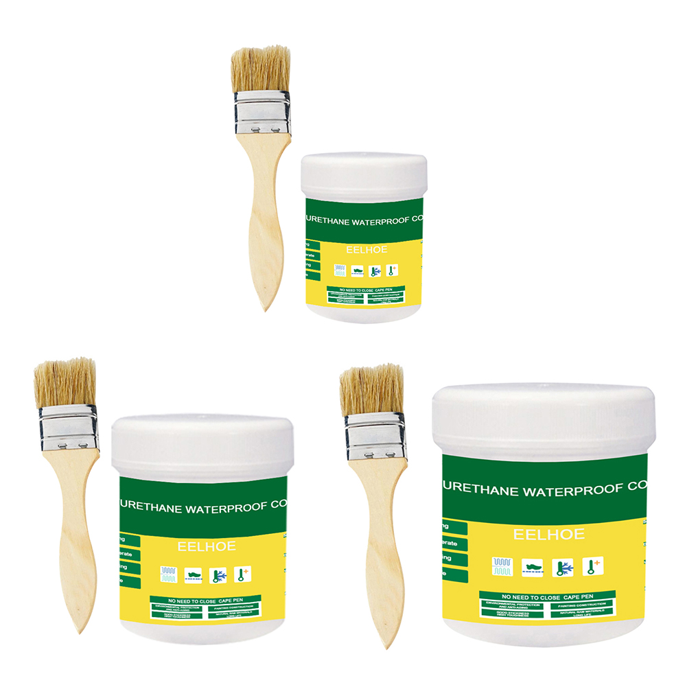 Innovative Sealer Mighty Paste Polyurethane Waterproof Coating For Home House Bathroom Roof Mighty Sealant 30g/100g/300g Fashionable(In) Style;