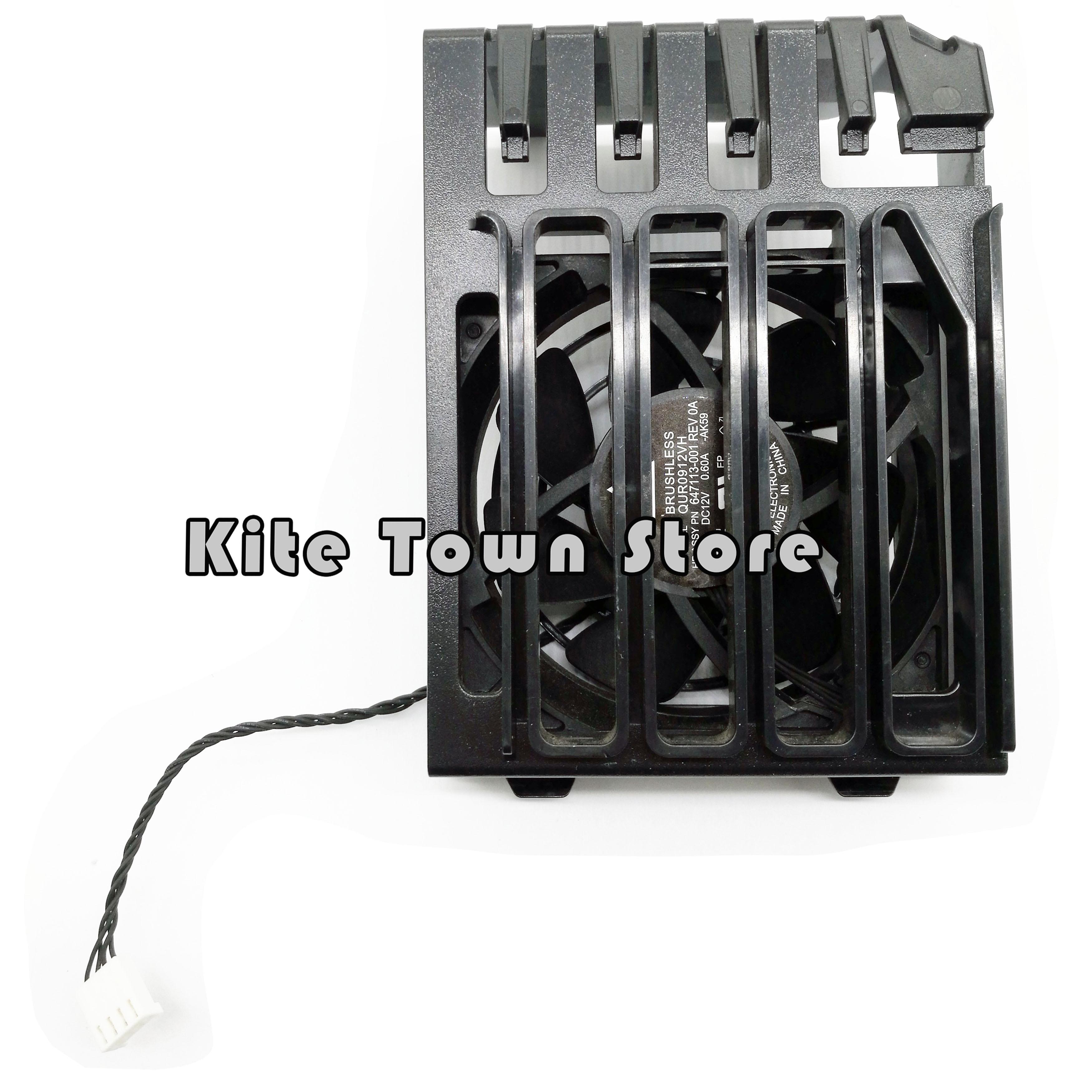 For HP Z440 Workstation Front Case Fan 647113-001 Assembly