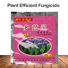 Fungicida de Carbendazim para jardín, adecuado para plantas y flores en macetas, esterilizar el suelo y aumentar la clorofila, 1 Uds.