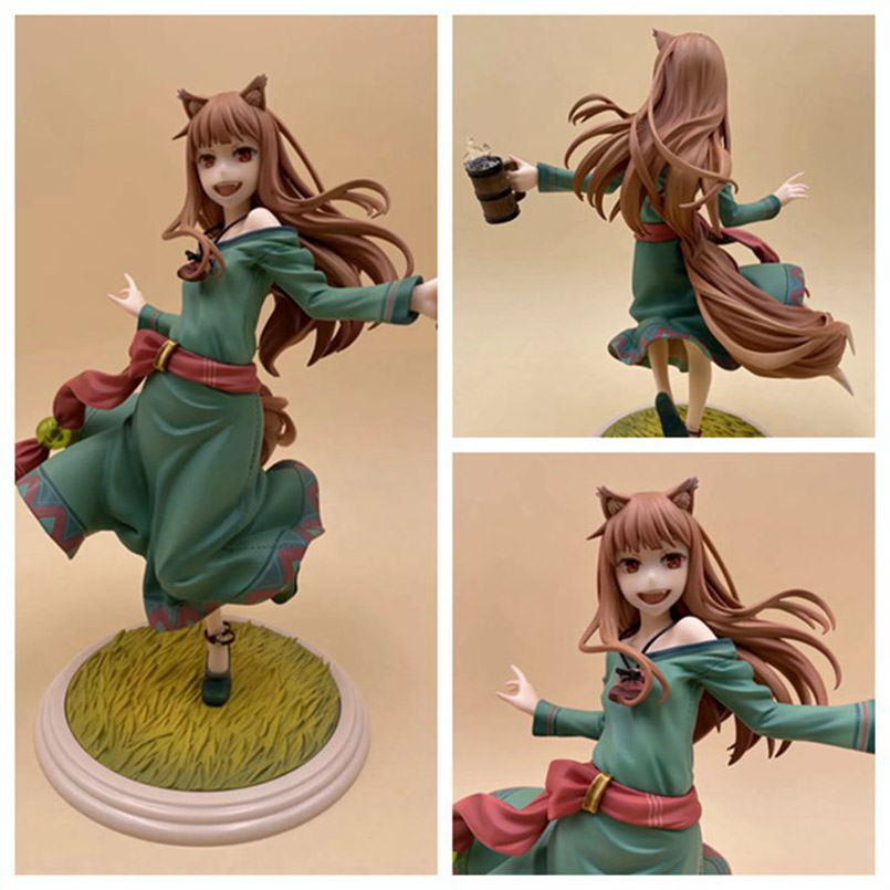 Anime Spice and Wolf Holo 1//8 Scale PVC Figure 18cm New In Box