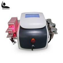 Ultrasonic Cavitation Vacuum Radio Frequency Lipo Laser Slimming Machine Cavitation Weight Loss Slimming Beauty Equipment